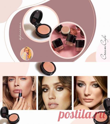 Какой цвет румян делает наше лицо свежее и моложе | Cafe Cream. Женское кафе | Яндекс Дзен