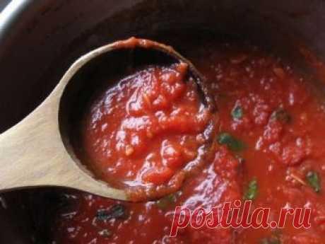 Соус для пиццы, как в ресторане рецепт – соусы и маринады. «Еда»