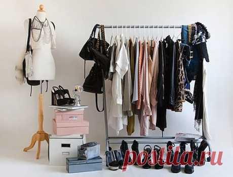 Как составлять гардероб