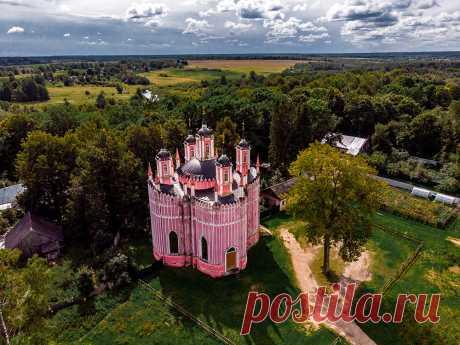 Таких церквей всего две на всю Россию | Orange Reality | Фотопутешествия | Яндекс Дзен