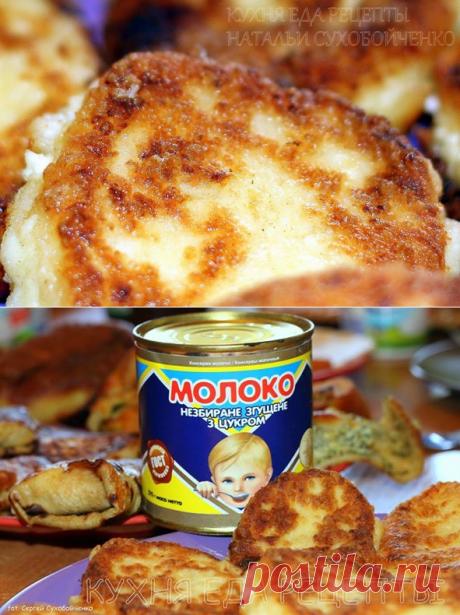 (1) Кухня Еда Рецепты - Сырники