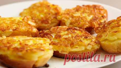 Луковые гренки — Sloosh – кулинарные рецепты