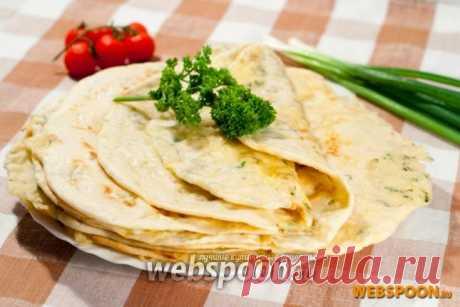 Чуду | Лепёшки с картофельной начинкой | Рецепт Чуду с фото на Webspoon.ru