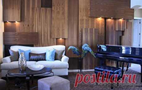 20 вдохновляющих примеров деревянной отделки стен, которая добавит в интерьер стиля, тепла и уюта Чем можно отделать станы? Конечно же деревом. Это самый очевидный, но далеко не самый плохой вариант. Более того, именно отделка стен деревом, может оказаться одним из самых стильных и практичных реше...