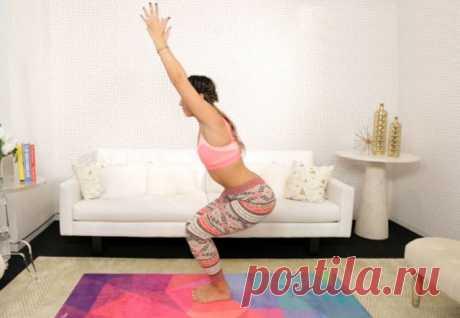 Мастера и умники: Эти упражнения помогут вам справиться с обвисшим животом и лишним жиром на талии
