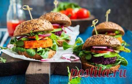 Шесть оригинальных веганских блюд для обеда - KitchenMag.ru