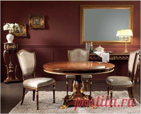 Обеденный стол Ceppi Style 2402 — купить по цене фабрики у официального поставщика в Москве