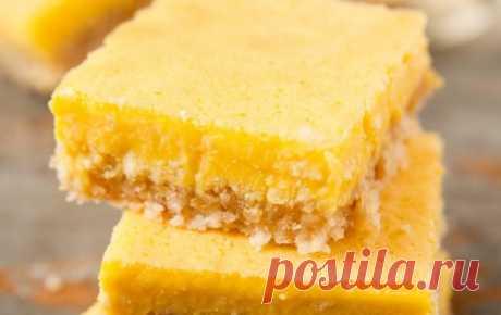 Торт «Лимонник» — хит застолий, который смогут приготовить даже дети! — Мир интересного