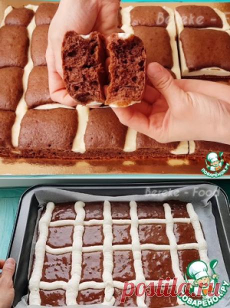 """Творожный пирог """"Одеяло"""" – кулинарный рецепт"""