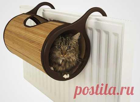 Оригинальные мебельные решения для любителей животных.