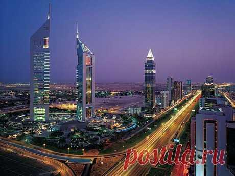 Экскурсия по Дубаю за 5 минут (видео)