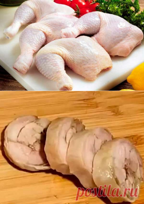 Куриные окорочка не жарю и не варю, отбиваю скалкой и готовлю на пару | Женские секреты | Яндекс Дзен
