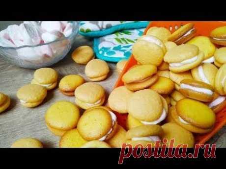 Печенье за считанные минуты, когда лень идти в магазин | Люблю Себя