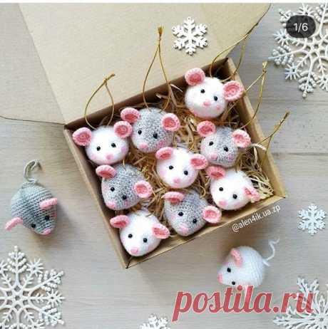 Маленькие мышки Автор @alen4ik.ua.zp Самый простой и быстрый МК
