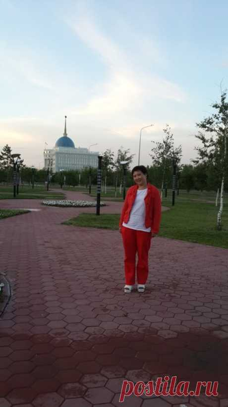 Тогжан Алиева