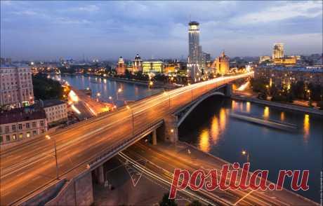Краснохолмский мост.
