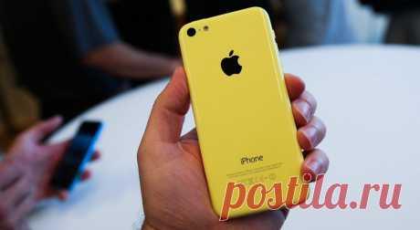 Apple прекратит поддержку iPhone 5с в конце октября | Wylsacom Media | Яндекс Дзен
