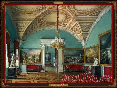 Palacio de invierno de San Petersburgo - Winter palace in Saint Petersburg | Pinterest • el catálogo Mundial de las ideas