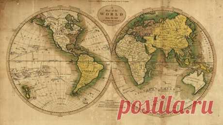 107 захватывающих фактов из географии — Интересные факты
