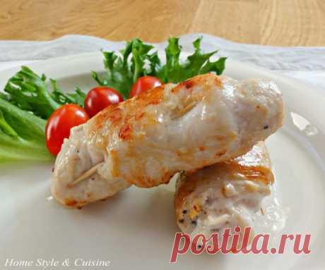 Диетические куриные колбаски: легкий и вкусный ужин!