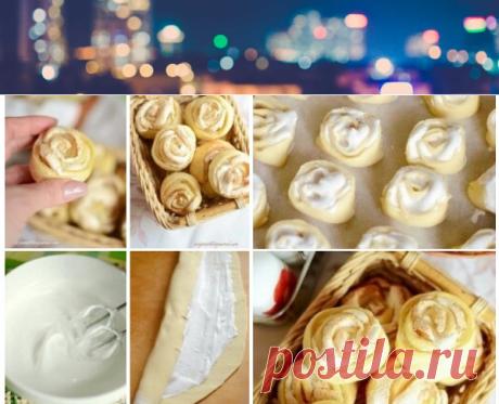 Печенье «Розочки» | Полезные советы