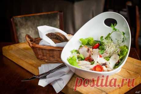 100 оригинальных салатов - салаты с именем!.