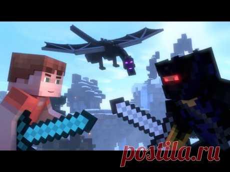Skywars (Minecraft Animation) [Hypixel]