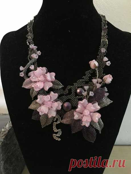 Just roses | biser.info - all about beads and beaded creativity