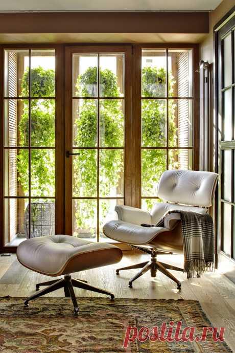 11 способов улучшить вид из окна, не выходя из дома   Houzz Россия