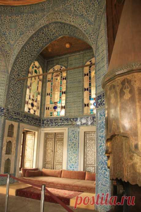 Как жилось турецким султанам: прогулка по дворцу Топкапы в Стамбуле | Соло-путешествия | Яндекс Дзен
