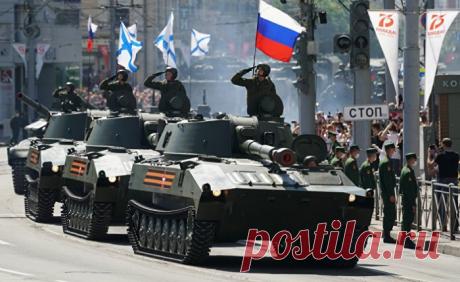 Читатели французских СМИ оПараде Победы: «Немцы сражались прежде всего против них»