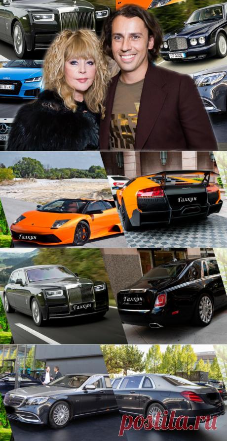 Какие авто любит Галкин и «шикарный» подарок для Аллы | Автопрофессор | Яндекс Дзен