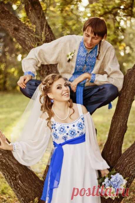 Свадебные платья народов мира: традиционные национальные платья (фото)