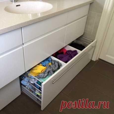 33 лайфхака для маленькой ванной и туалета: интересные идеи для ванной комнаты | Houzz Россия