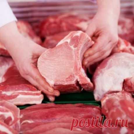 Как правильно выбирать мясо... Взяла себе на заметку!