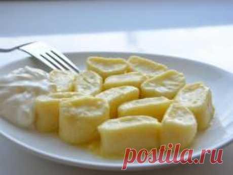 Ленивые вареники: рецепт приготовления с фото