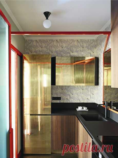 Черная сантехника в современной кухне | Роскошь и уют