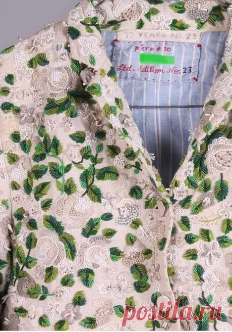 Кутюрье забирает старую одежду и делает из нее роскошные коллекции от кутюр, такой красоты я еще не видела | СТИЛЬ МОДА ТРЕНДЫ | Яндекс Дзен