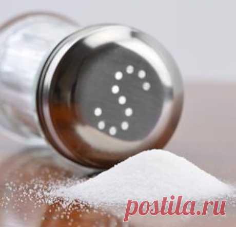 Соль в пище ─ новое о влиянии соли на организм