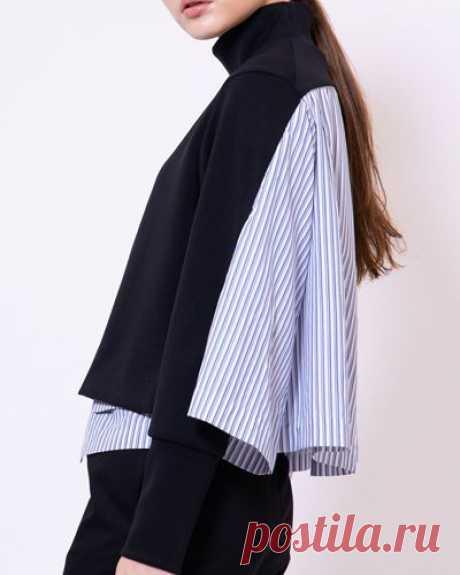 Крутые идеи с рубашками / Рубашки / ВТОРАЯ УЛИЦА - Выкройки, мода и современное рукоделие и DIY
