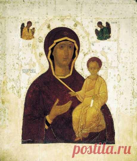 История образа Смоленской Божией Матери