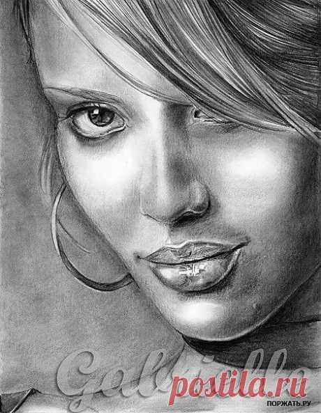 Рисунки от Габриэль