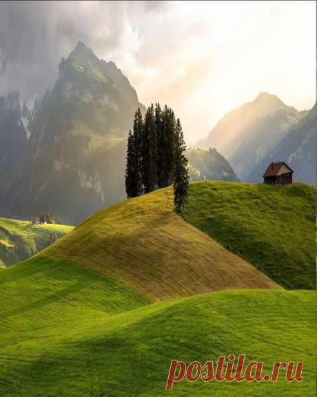 Швейцария, Аппенцелль