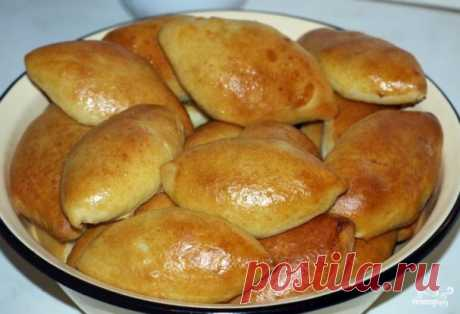 Пирожки с лисичками - рецепт с фото на Повар.ру