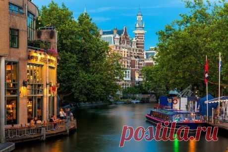 Красочный Амстердам Советуем почитать - Замок Де Хаар в Голландии