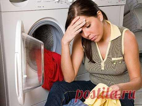 (+1) тема - Что делать с полинявшими после стирки вещами | Полезные советы