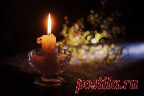 Энергетическая магия использования свечей