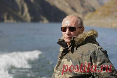Судьба президента. С Днем Рождения, Владимир Владимирович!