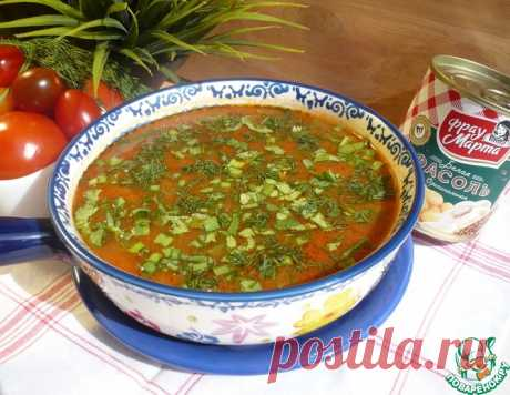"""Балканский суп """"Манджа"""" – кулинарный рецепт"""