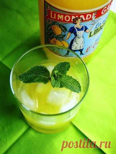 La limonada de casa.